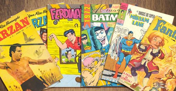 Batman, Superman, Tarzan e Ferdinando. Confira os gibis da semana no Mania de Gibi.com