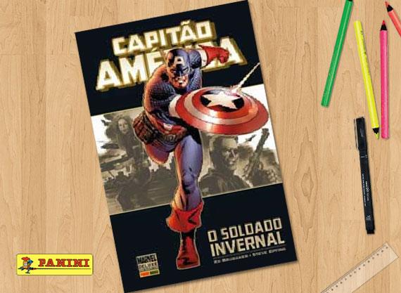 Capitão América: Soldado Invernal