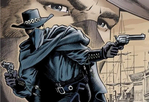 Cavaleiro Negro, Black Rider ou Black Mask - Personagem da Marvel surgiu em 1948