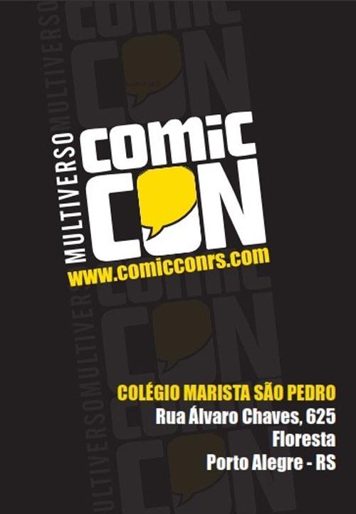 Comic Con Rio Grande do Sul