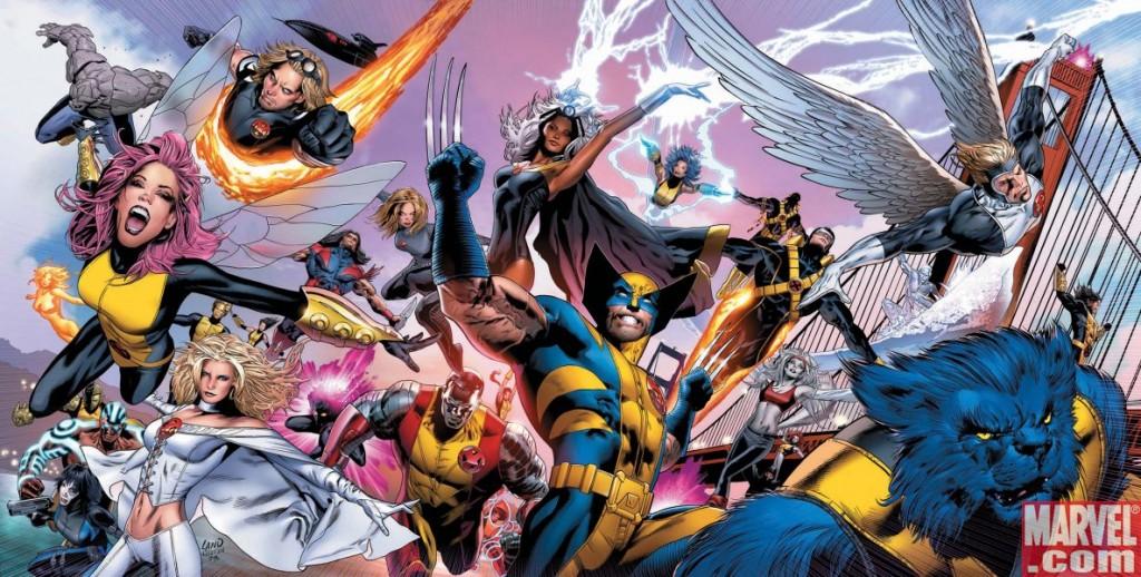 Fim da série X-Men