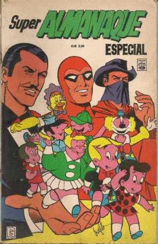 Super Almanaque Especial com Cavaleiro Negro