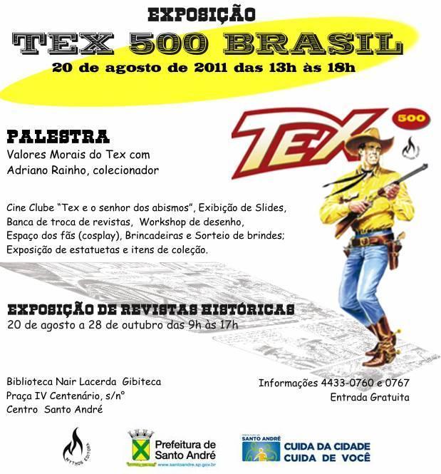 TEX 500 BRASIL começa em 20 de agosto