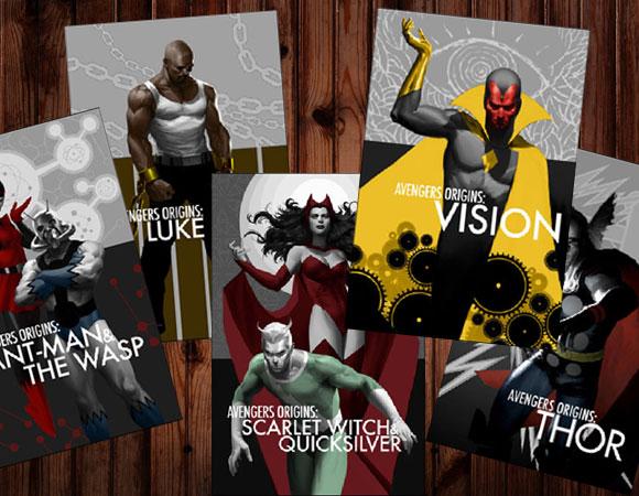 Marvel Comics lançará cinco edições especiais com os Vingadores