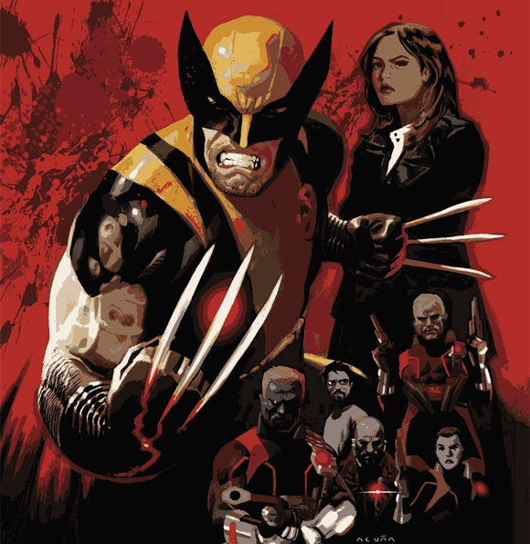 Wolverine com minissérie ligada ao evento Fear Itself
