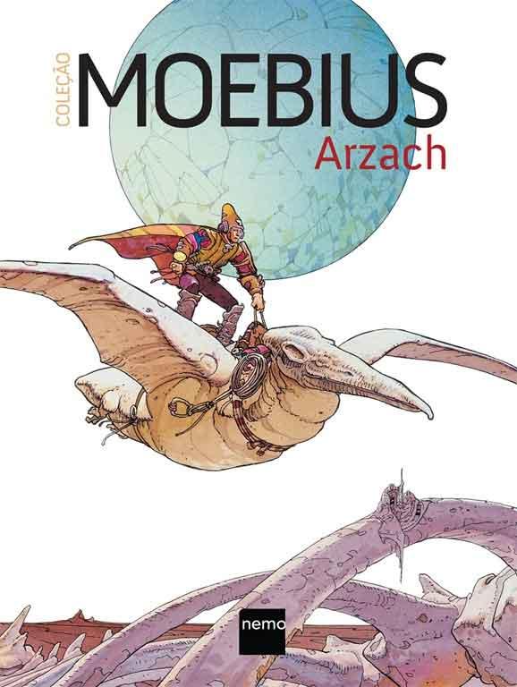 Moebius Arzach