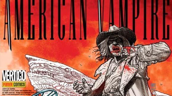 American Vampire de Rafael Albuquerque