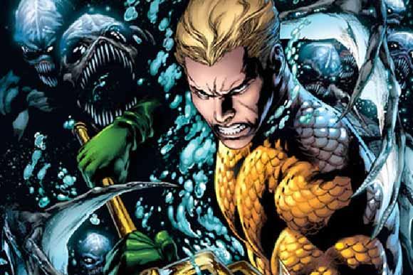 Aquaman, Rei dos Mares