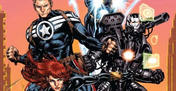 Capitão América e Vingadores Secretos