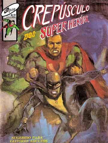 Crepúsculo dos Super Heróis