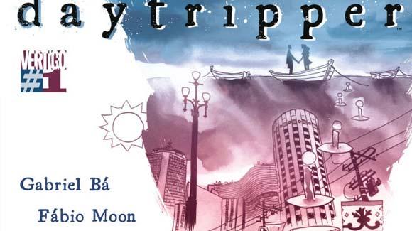 Daytripper de Fábio Moon e Gabriel Bá