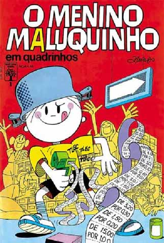Menino Maluquinho, de Ziraldo