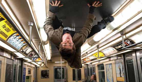The Amazing Spiderman estreia em 2012