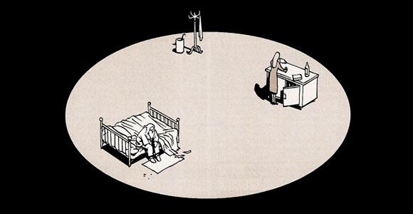 Dieu en Personne por Marc-Antoine Mathieu