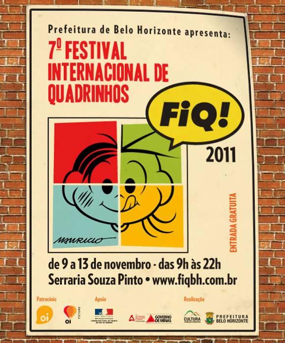 Festival Internacional de Quadrinhos