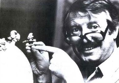 Pierre Culliford, criador dos Smurfs