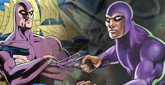 O Fantasma: primeiro herói mascarado dos quadrinhos