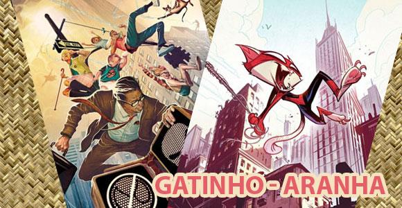 Spider-Island: I Love New York City - Gatinho-Aranha