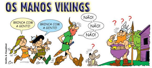 Os Manos Vikings