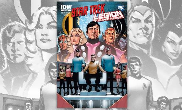 Star Trek e Legions