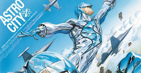 Astro City, pela DC Comics