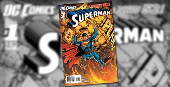 Reformulação do Superman pela DC Comics