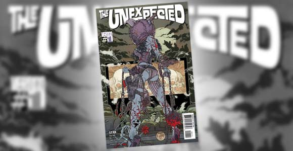 Vertigo anuncia The Unexpected