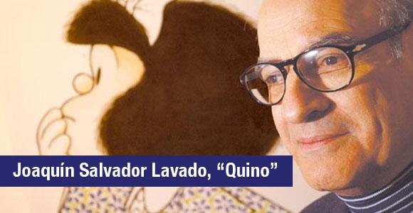 Quino, criador de Mafalda