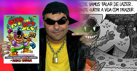 Marcio Baraldi lança Rap Dez