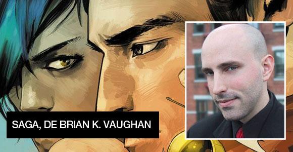 Saga | Brian K. Vaughan anuncia série de retorno aos quadrinhos