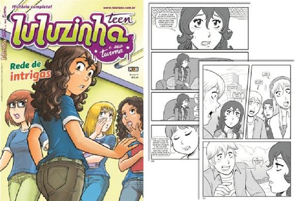 Luluzinha Teen #31