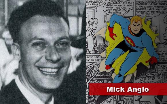 Mick Anglo