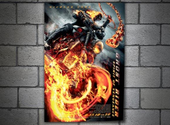 Motoqueiro Fantasma - O Espírito da Vingança