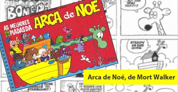Arca de Noé, de Mort Walker