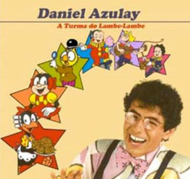 Daniel Azulay e A turma do lambe-lambe
