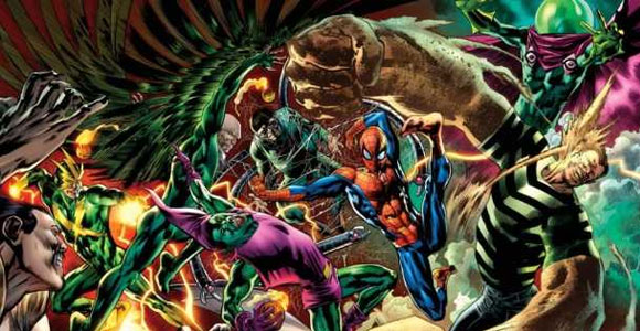 Homem-Aranha e a volta do Sexteto Sinistro