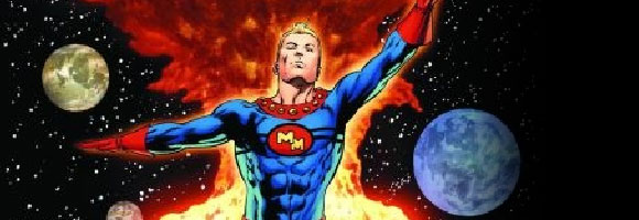 Marvelman: fase Mick Anglo