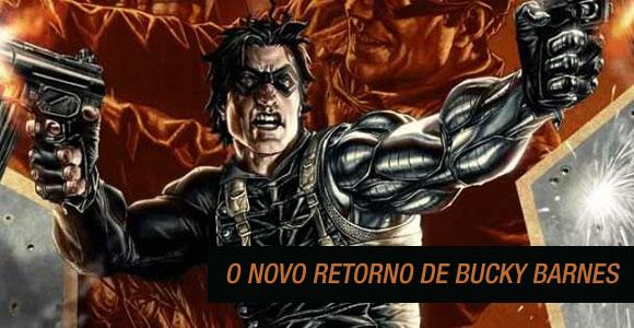 Novo retorno de Bucky Barnes