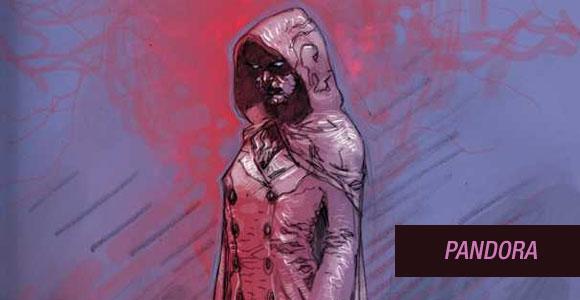 Seu nome é Pandora - DC Comics, Flashpoint