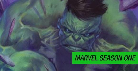 Marvel anuncia novas graphic novels da linha Season One