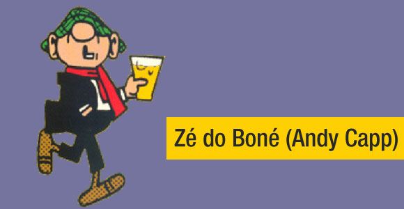 Zé do Boné (Andy Capp)