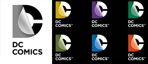 Nova logo da DC