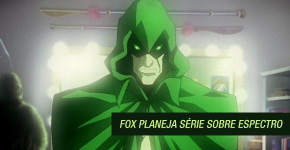 Fox compra os direitos de Espectro e promete série