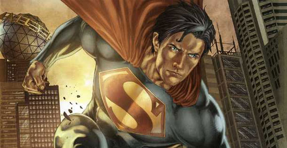 """Superman: Earth One"" ganhará volume dois"