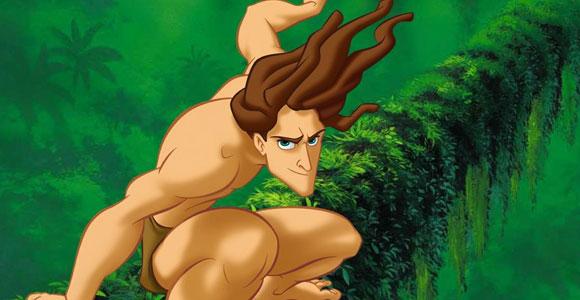 Tarzan, pela Disney