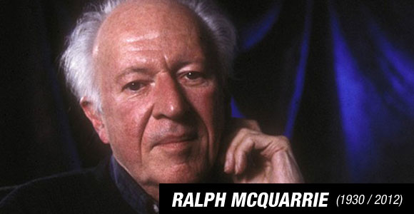 Morre Ralph McQuarrie, ilustrador/criador do visual de Darth Vader