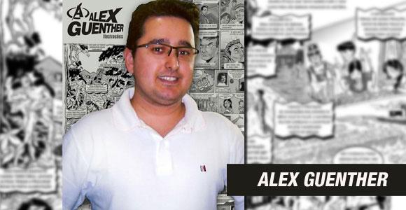 Entrevista com Alex Guenther