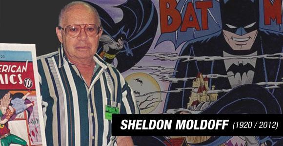 Morre Sheldon Moldoff aos 91 anos de idade