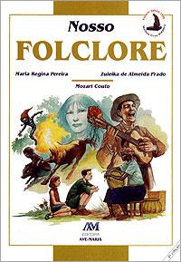 Livro Nosso Folclore de Mozart Couto