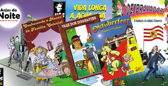Revistas de Alex Guenther